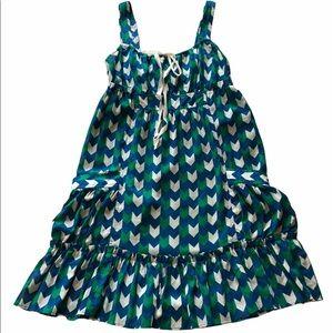 Marc by Marc Jacobs Sleeveless Dress |  Chevron